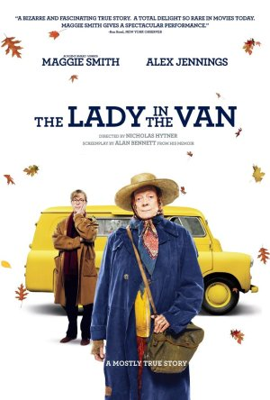 Lady-in-Van-Poster
